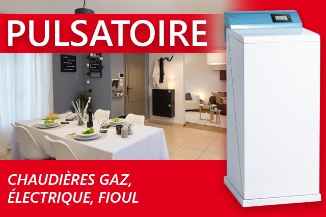 Chaudières Gaz, Électrique, Fioul